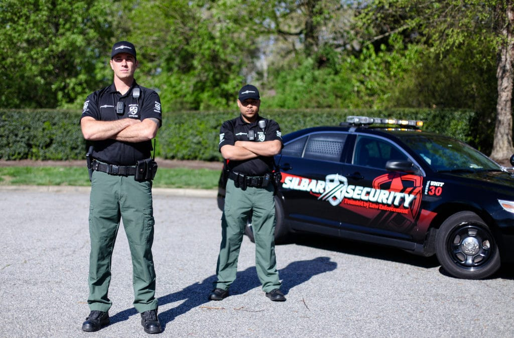 6 Added Benefits of Highly Trained Security Guards