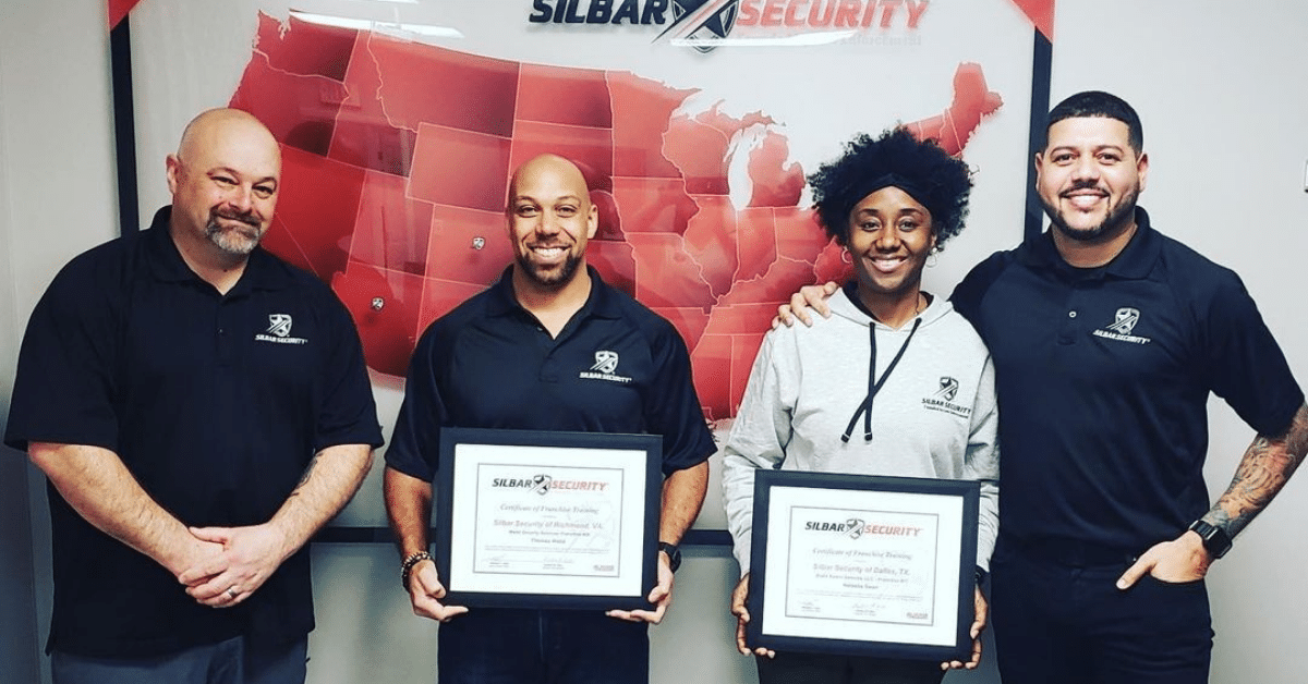 Dallas Silbar Security Franchise owner photo